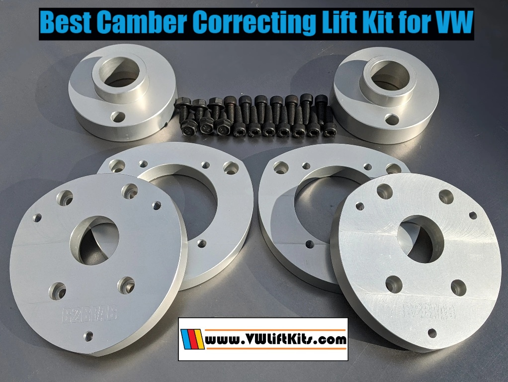 Introducing the First and Best Camber Correcting Lift Kit on the Market.