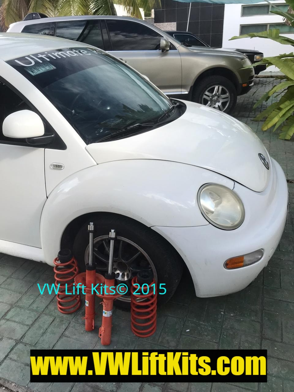"Stage 3 Kit - 1999 VW New Beetle aka ""The Aloosh"""