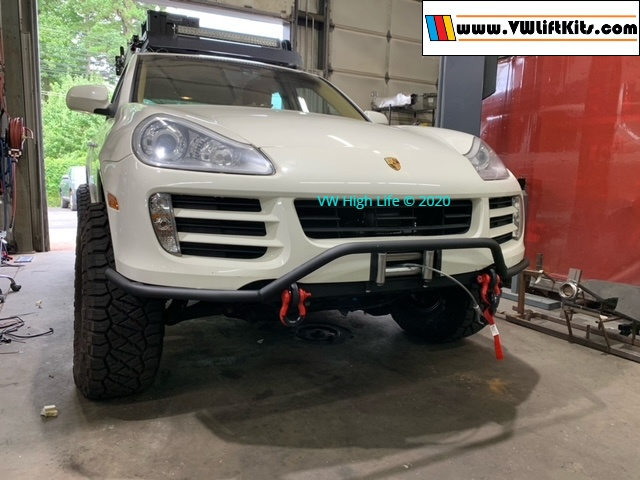 Best and only Pre-Runner Bumper for Porsche Cayenne VW and Touareg T1