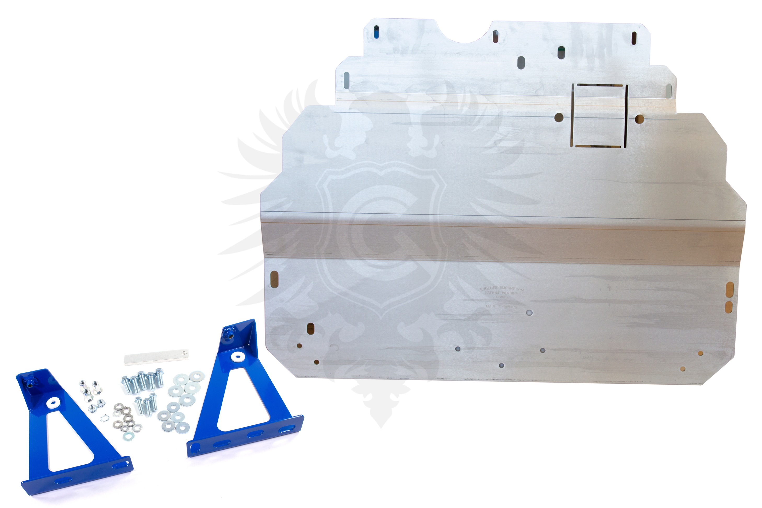 Rally Style Skid Plate for 2012-2014 VW Beetle A5 TDI