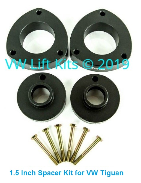 This kit will not affect the stock camber of your VW TIGUAN 2009-2020.