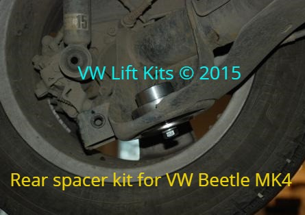 Rear Spacer Kit